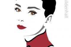Hepburn-finished