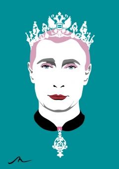 Dama-Putin